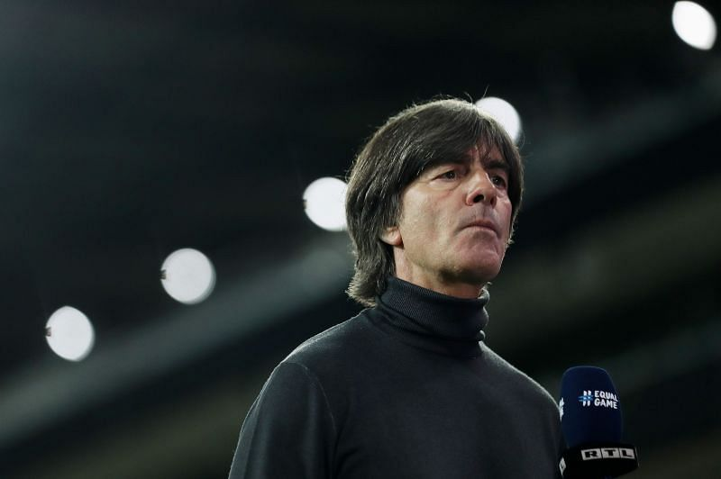 Joachim Low spoke about Antonio Rudiger