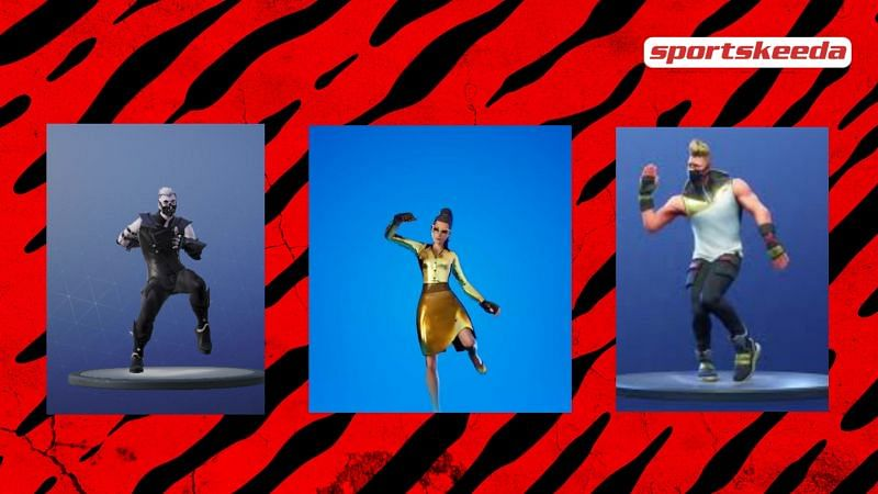 Top 5 Fortnite Emotes that you can longer find in-game
