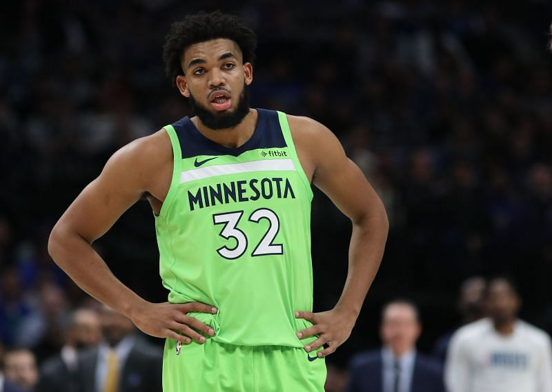 Minnesota Timberwolves could be forced into trading Towns away.