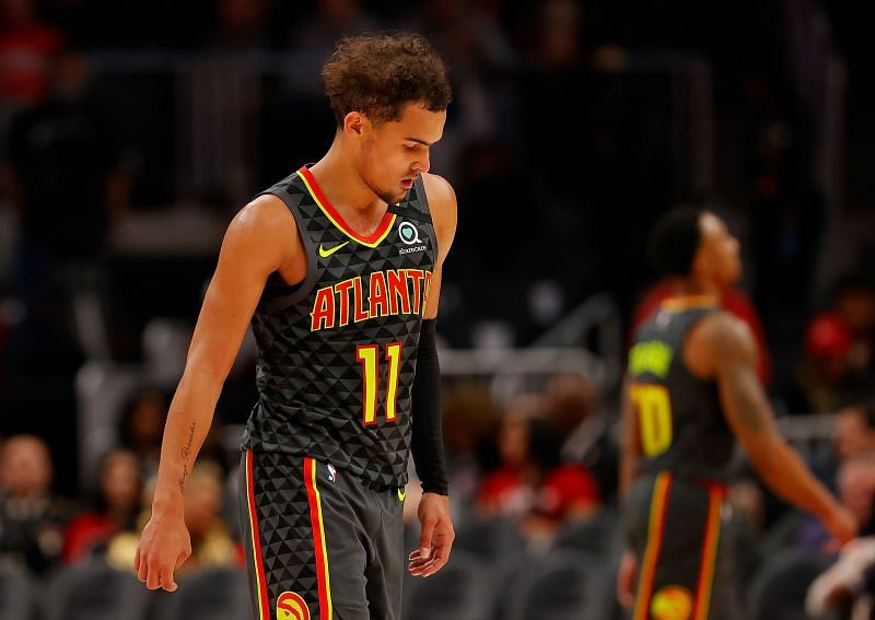 Trae Young is our dream starting point-guard for the Atlanta Hawks.