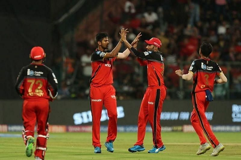 Washington Sundar has deceived batsmen at every turn this year
