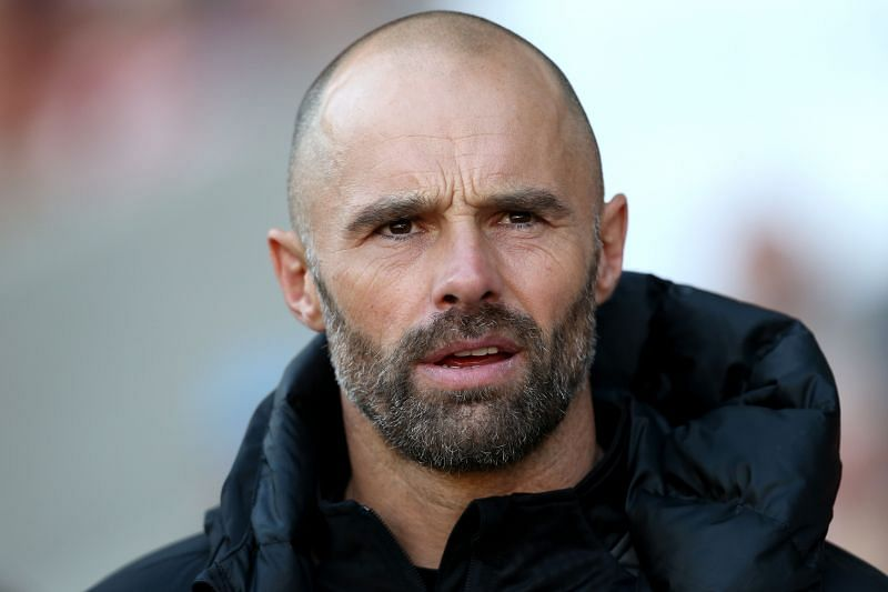 Rotherham United boss Paul Warne will miss the game due to him having to self-isolate