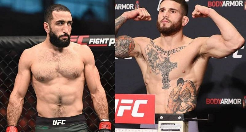 Belal Muhammad and Sean Brady are prepared to do battle against one another this December