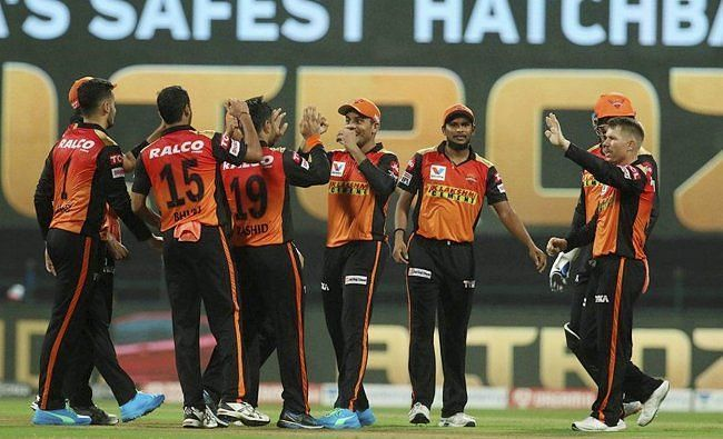 SRH despite being in the bottom half of the table were comfortably able to beat the Delhi Capitals