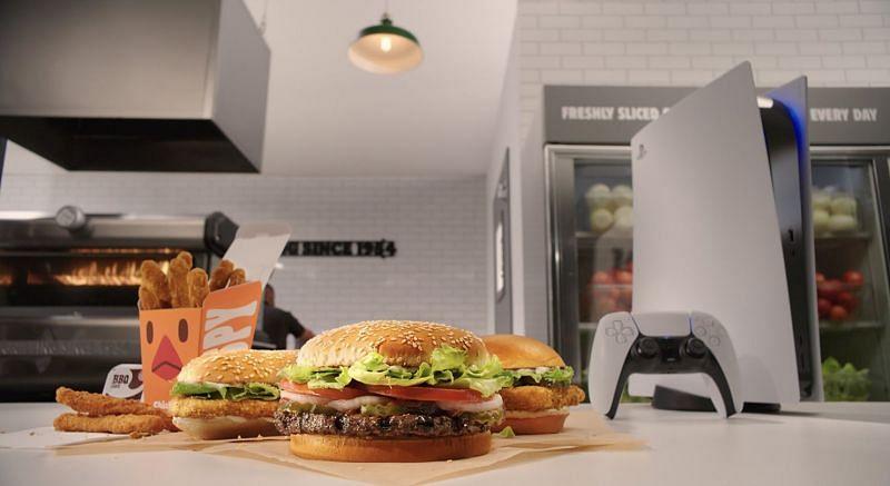 Image Credits: Burger King