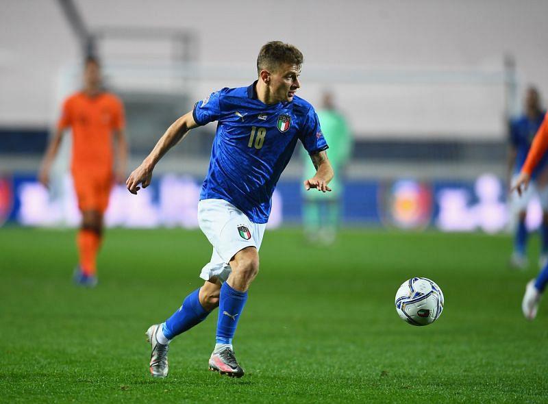 Nicolo Barella was brilliant against the Netherlands