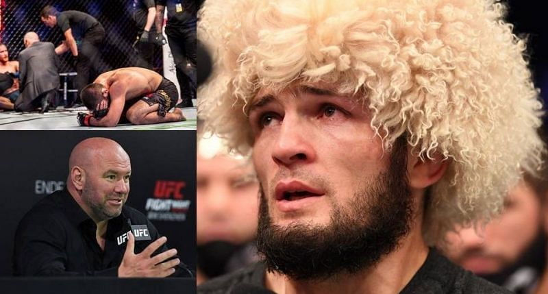 Dana White believes that Khabib Nurmagomedov could continue his MMA career, despite his recent retirement announcement