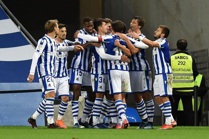 Real Sociedad have an excellent squad