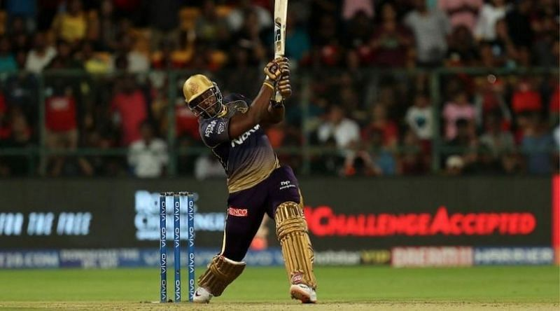 How much of an impact will Andre Russell have today?