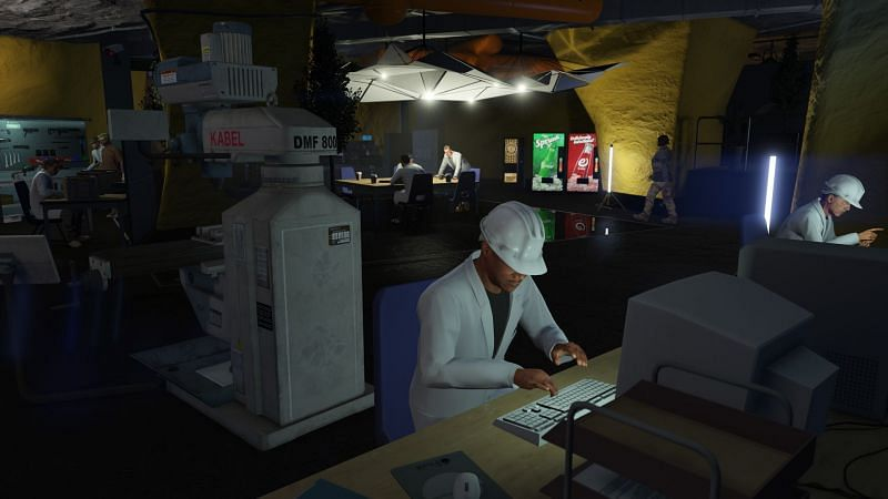 GTA Online is filled with inventive and chaotic game modes (Image Credits: Gamepur)