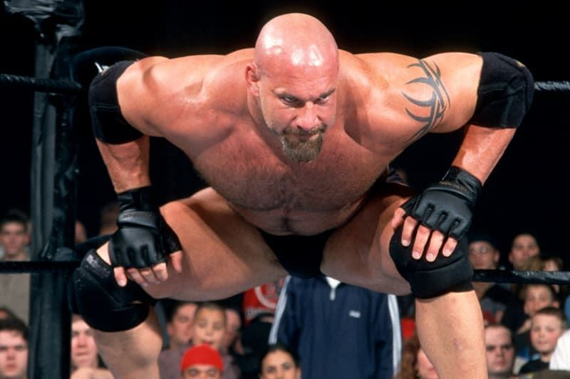Kevin Nash was the man to do it but it might have ended much earlier than that (Pic Source: WWE)