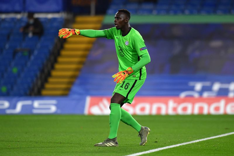 Edouard Mendy has impressed between the sticks for Chelsea in recent weeks
