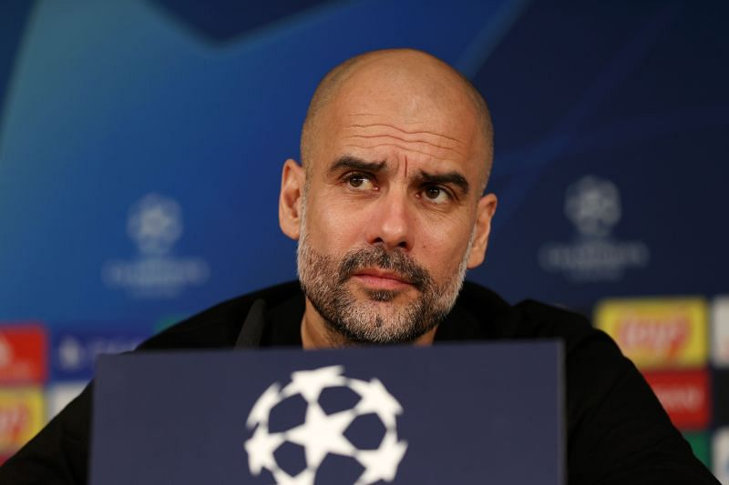 Manchester City manager Pep Guardiola is not happy with the new Premier League rule change