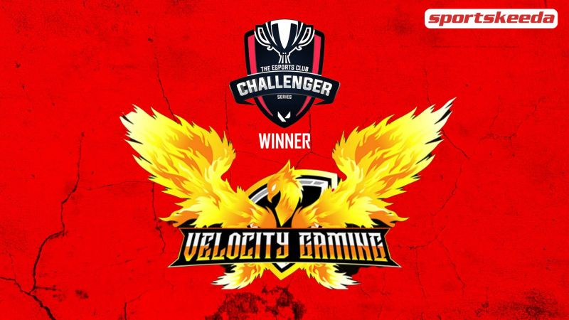 Velocity Gaming are the winners of The Esports Club Valorant Challenger Series 2