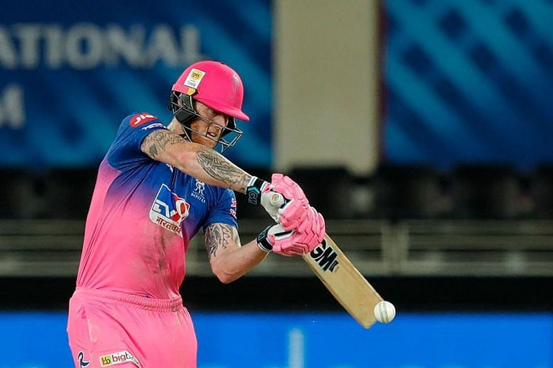Ben Stokes has opened the batting for Rajasthan Royals in the last couple of matches [P/C: iplt20.com]