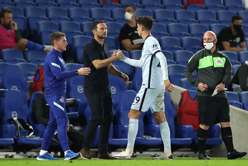 Brighton & Hove Albion v Chelsea - Premier League