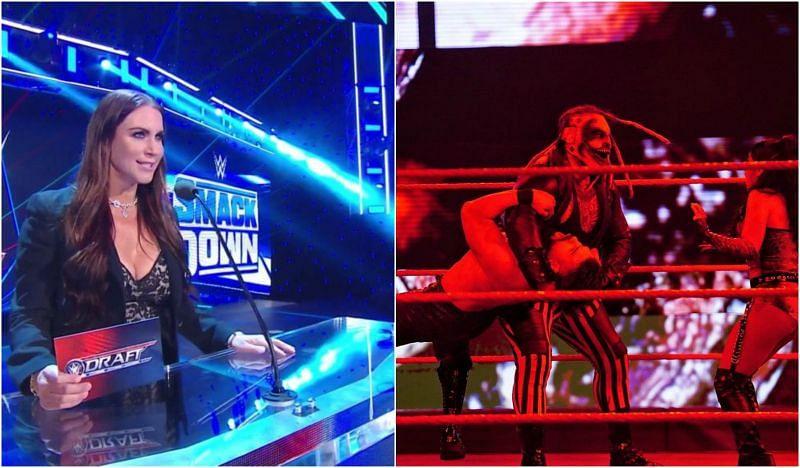 WWE Draft 2020 का दूसरा पार्ट