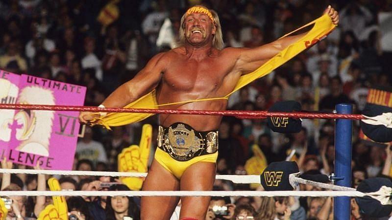 WWE लैजेंड हल्क होगन