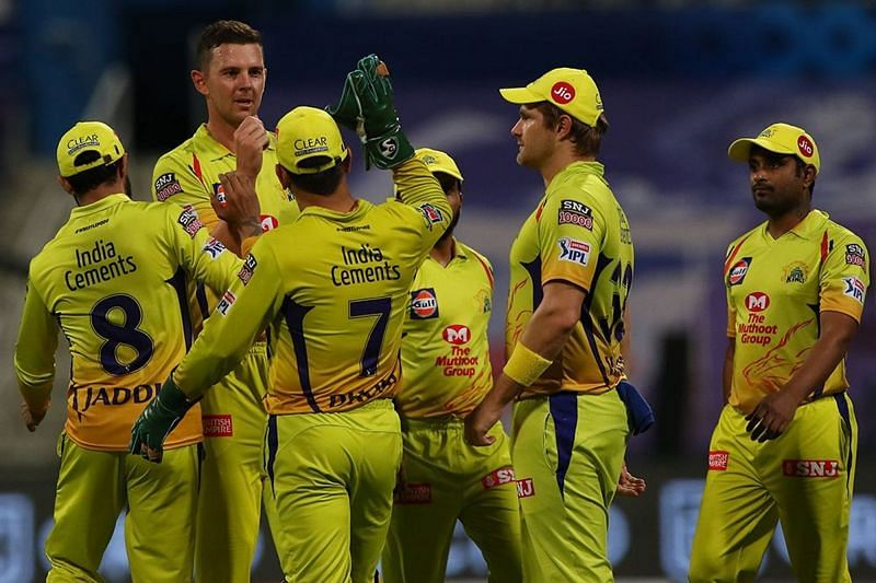 CSK are currently placed last in the IPL 2020 points table [P/C: iplt20.com]