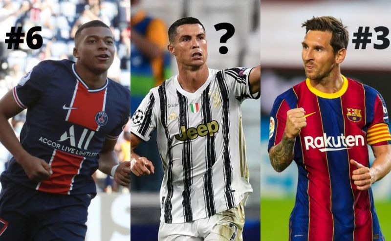 Will the Ronaldo-Messi duopoly be broken this time around?
