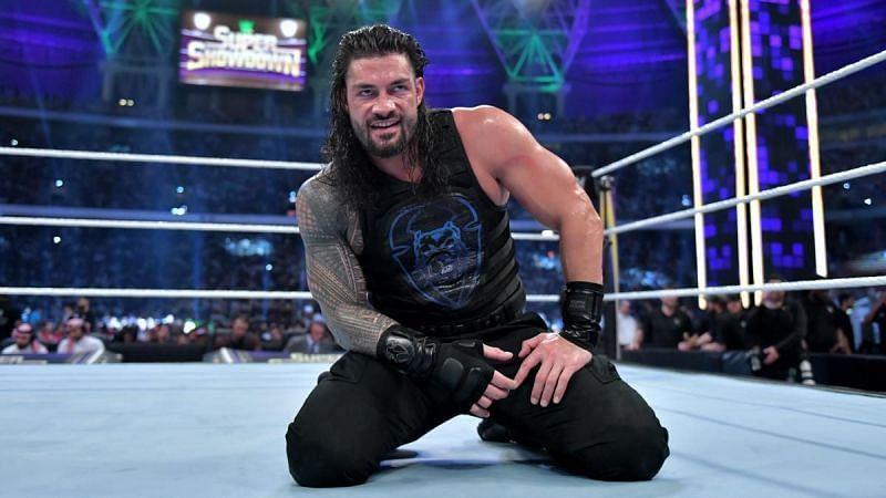 WWE यूनिवर्सल चैंपियन रोमन रेंस का मैच उनके पुराने दुश्मन से होगा मैच