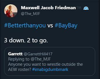 #BayBay vs. #BetterThanYou? Heck yeah!
