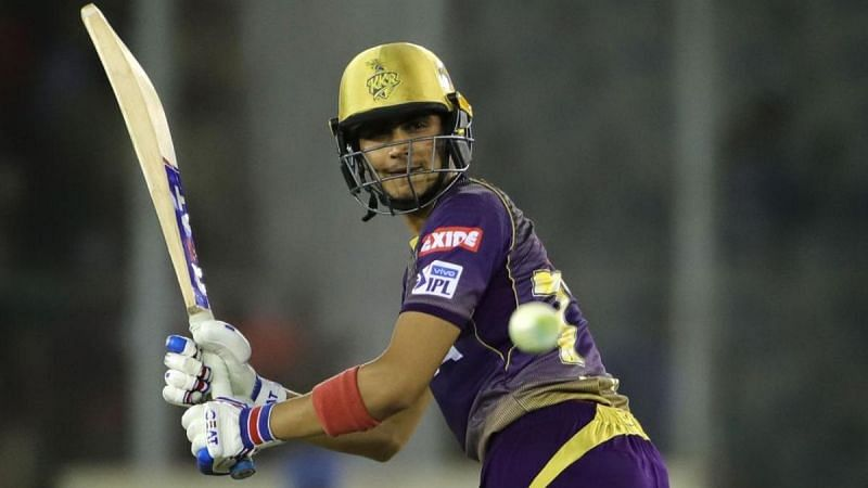 Shubman Gill is KKR