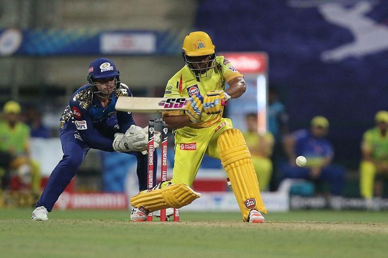 Ambati Rayudu was the Man of the Match in CSK