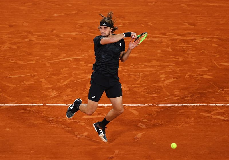 Tsitsipas is fresh off an excellent showing in Roland Garros
