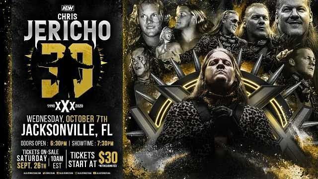 30 years of Chris Jericho