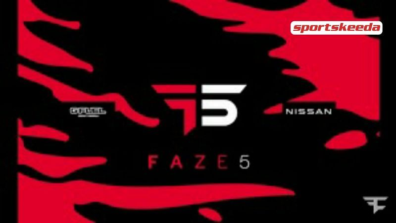 FaZe Clan is getting closer to the final stages of the #FAZE5 challenge