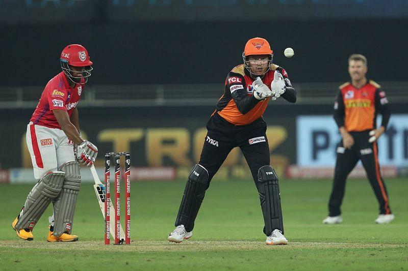 The Sunrisers Hyderabad thrashed the Kings XI Punjab by 69 runs earlier in IPL 2020 (Image Credits: IPLT20.com)