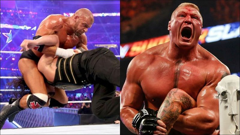 Many top WWE Superstars have picked up injuries from famous finishing moves