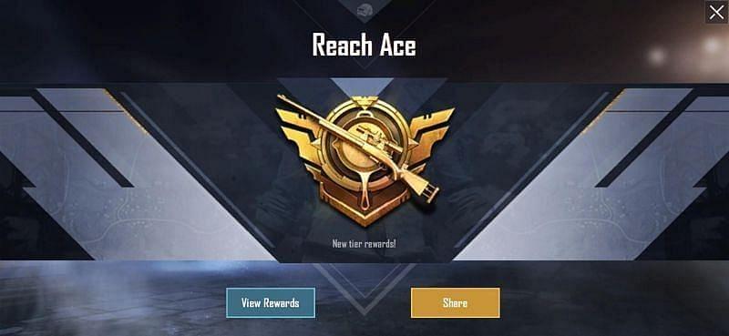 Season Ace title