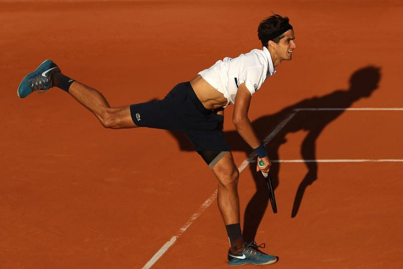 Pierre-Hugues Herbert performed brilliantly in the qualifiers