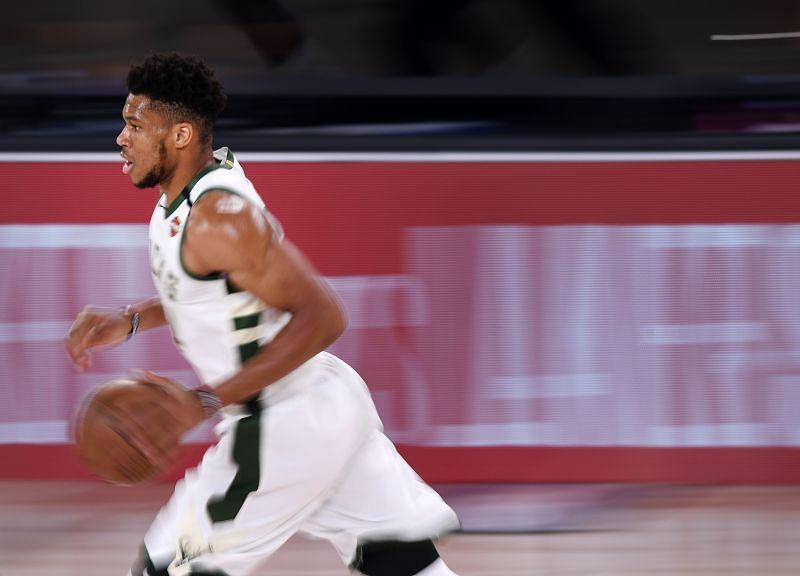 Milwaukee Bucks vs Miami Heat - Game Four