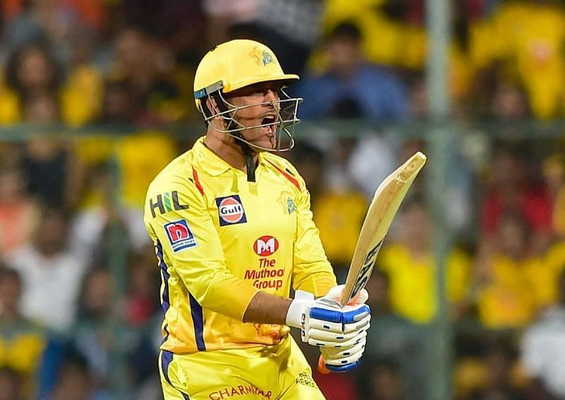 MS Dhoni will have to play a key role with the bat in Chennai Super Kings