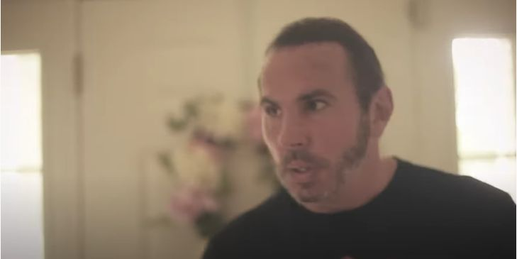 Dive into the Multiverse Madness of Matt Hardy (Pic Source: Matt Hardy Brand YouTube)