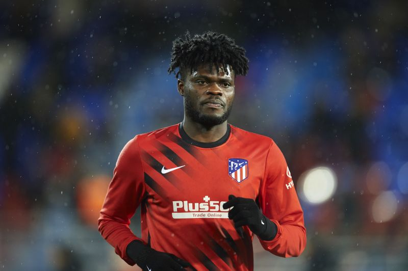 Thomas Partey snubbed 2 big teams to sign for Arsenal