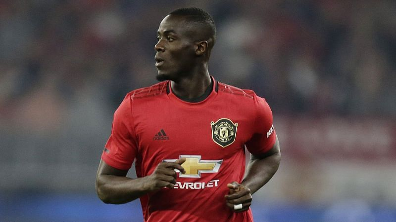 Eric Bailly was in top form for Manchester United in the Carabao Cup game against Brighton