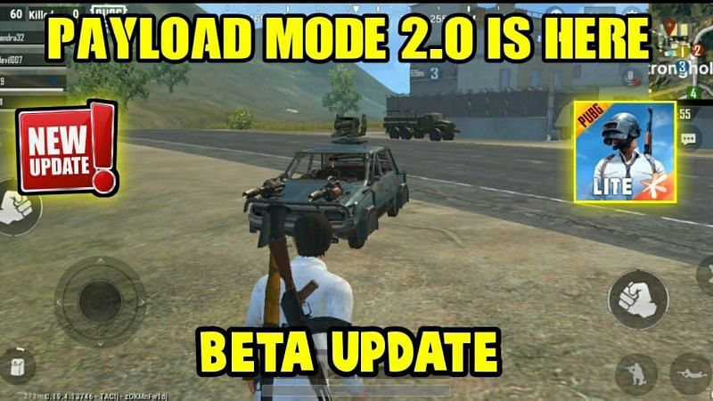PUBG Mobile Lite new 0.19.4 beta update (Image Credits: A4 Gaming Malayalam / YouTube)
