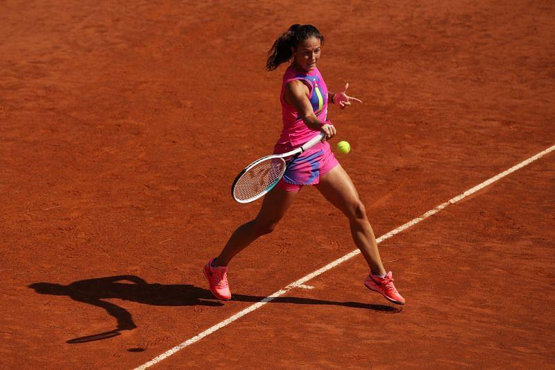 Daria Kasatkina is on a three-match winning streak heading into this match