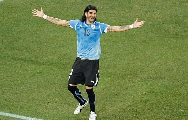 Sebastian Abreu, 43, is now into the 25th club of his career but shows no signs of stopping.