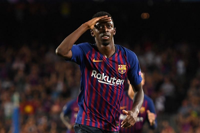 Barcelona star Dembele could be set for an exit