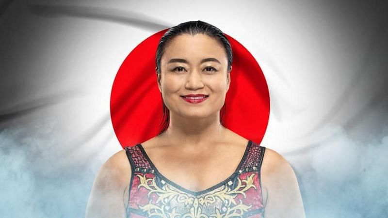 Japanese female wrestling legend Meiko Satomura reportedly is on her way to WWE.