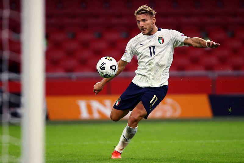 Italy will face Poland on Sunday