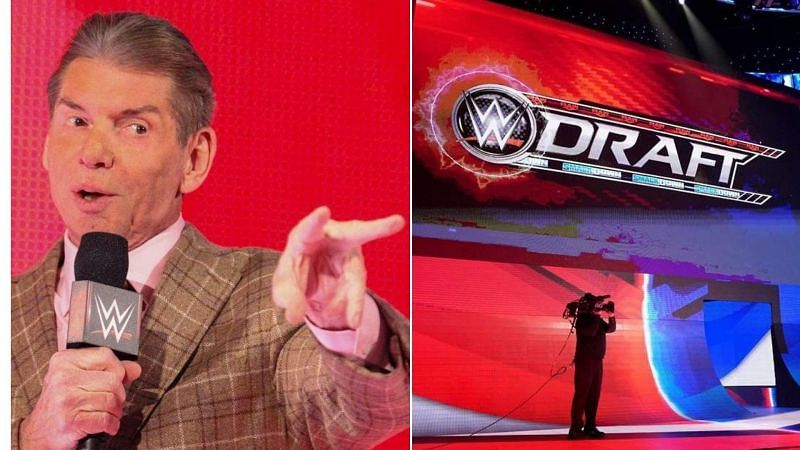 Vince McMahon could move two top NXT Stars to the main roster during the WWE Draft