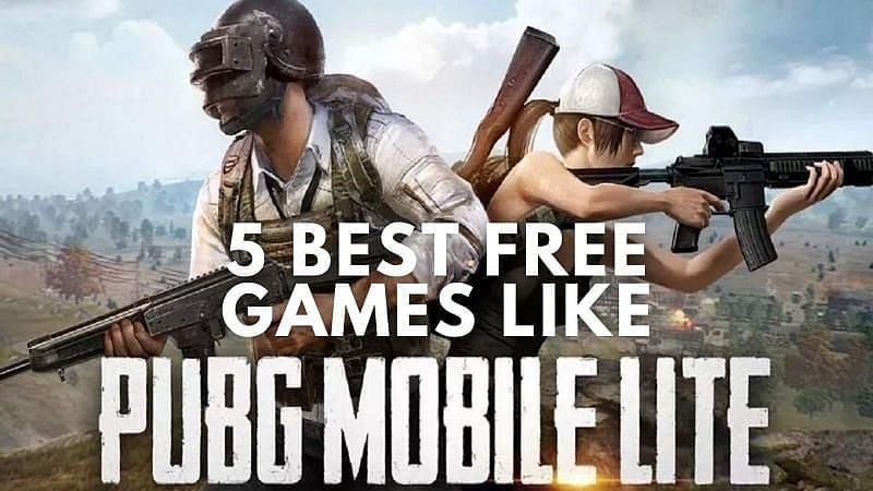 5 best games like PUBG Mobile Lite for 2GB RAM smartphones