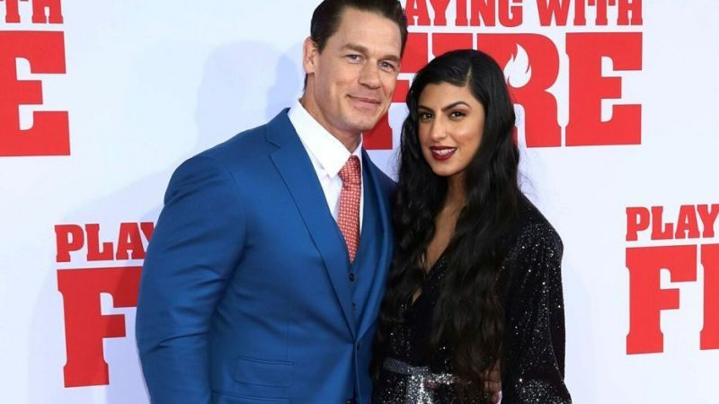 John Cena and Shay Shariatzedeh are now married