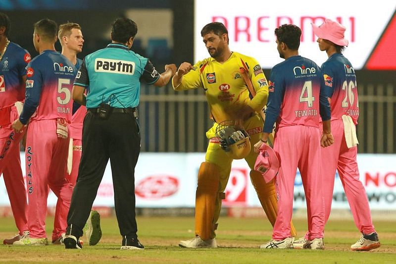 Struggling outfits RR and CSK will do battle [Pc: IPLT20.com]